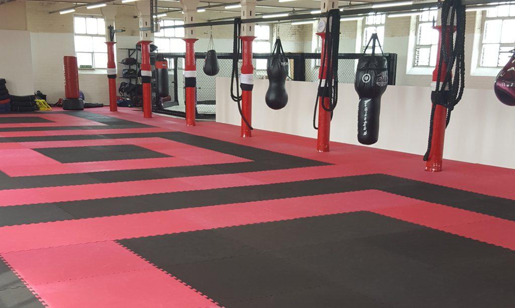 martial arts centre bags