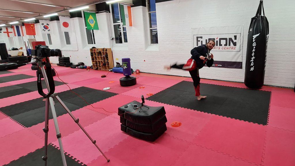 online kickboxing workouts